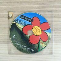 Statuto - Un Fiore nel Cemento - CD Single PROMO - 2005 - RARO! Sigillato