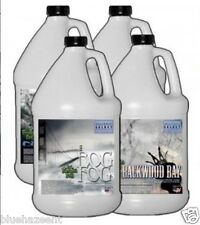 Froggys Fog Sampler 1 Gal ea Backwood Bay, Bog Fog, Quick Blast, Cryo Freeze