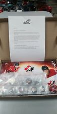 2010 TEAM CANADA MEDALLION COLLECTION FACTORY SET 23 MEDALLION UNOPENED IN BOX