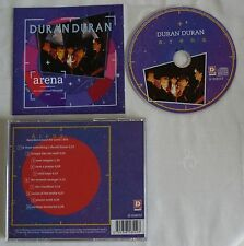 RARE CD ALBUM DURAN DURAN ARENA 10 TITRES 1984