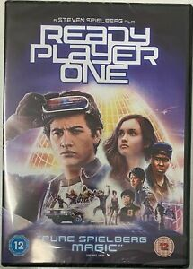 Ready Player One [DVD] [2018] Steven Spielberg New Sealed