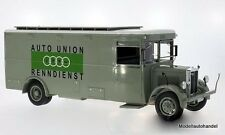 Nag BÜSSING race transporteur voiture union renndienst 1:18 premium ClassiXXs 30050
