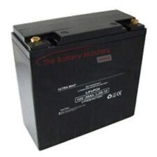 Ultra Max Lithium-ion 12V 20AH (18 + trous) Batterie chariot de golf Mocad ,