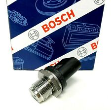 1x BOSCH Sensor Kraftstoffdruck Diesel Drucksensor Railsensor BMW MINI
