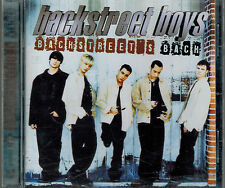 CD BACKSTREET BOYS BACKSTREET'S BACK,JIVE CHIP 186/INT0516842D,NEUWERTIG