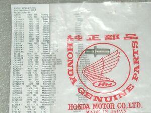 Steel Front Sprocket Fits 1970-1972 Honda SL100
