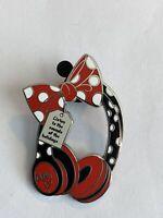 Minnie Mouse Headphones 2019 Stocking Stuffers Mystery Disney Pin (B5)