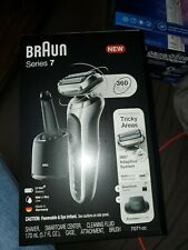 NEW - Braun Series 7 7071cc 360 Flex Rechargeable Electric Shaver