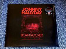 JOHNNY HALLYDAY - Born rocker tour - LP / 33T NEUF