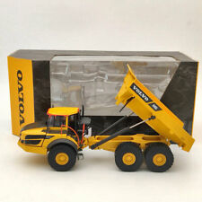 Motorart 1/50 VOLVO A40G Articulated Hauler Dump Truck yellow Diecast Model