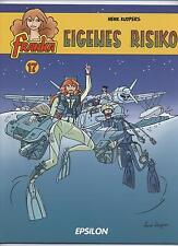 FRANKA # 17 - EIGENES RISIKO - EPSILON 2001 - HENK KUIJPERS - TOP