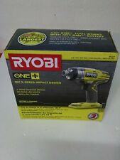 RYOBI P237 18-Volt 3 SPEED IMPACT / DRIVER Tool Only NEW FACTORY SEALED