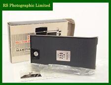 Mamiya TLR 220 Roll Film Back C3, C33, C220, C330 Cameras, Boxed. Stock No U8000