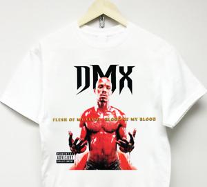 DMX T-SHIRT vtg 90s rap travis scott ruff ryders jordan concert supreme wu tang