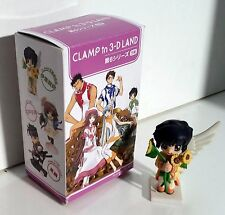 Clamp in 3-D Land Vol 6 AKIRA Trading figure 10cm Movic