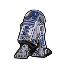 1 Écusson Brodé Thermocollant NEUF ( Patch Embroidered ) - Star wars R2-D2 R2D2