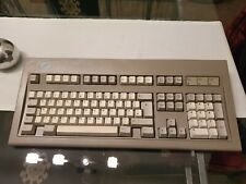 IBM Model M Keyboard PS2 Clicky Mechanical Buckling spring Tested & Working