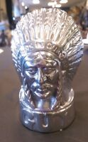 Guy Motors Feather in your Cap Ornament Radiator Cap Native American GUY Mascot