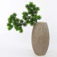 US_ 1Pc Artificial Guest-Greeting Pine Tree Plant Home Decor Bonsai Ornament Eag