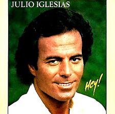CD - Julio Iglesias - Hey! (Latin Chanson) Made in Austria Edit.1980,Mint Listen