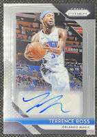 Terrance Ross 2018-19 Panini Prizm Auto Orlando Magic