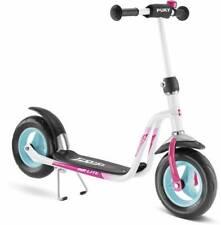 Puky Roller R 03 5342 weiß pink ab 3 Jahre Tretroller Scooter Kinderroller R03