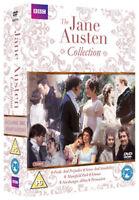 Jane Austen Colección (6 Fims ) DVD Nuevo DVD (BBCDVD3669)
