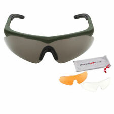 Tactical Schutzbrille Raptor Gebirgsjäger Grenadier Softair Airsoft OLIV #17826
