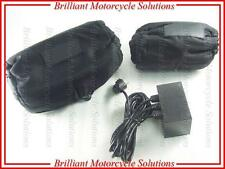 New DIGITAL Tyre / Tire Warmers (Pair) - Aus seller