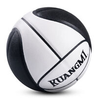 "Kuangmi Peking Opera Basketball Indoor/Outdoor ball PU Leather Size 7(29.5"")"