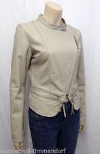 Alle Jahreszeiten Damenjacken & -mäntel aus Leder für die Freizeit