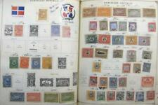 O57-Dominican Republic, on Scott International Jr. pages to 1930