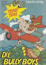Froggy Frogg - Die Bully Boys Nr. 5  Comic - Hethke Verlag