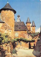 BR14421 Collonges la Rouge le Porte Plate et Tours de Boisseuil  france