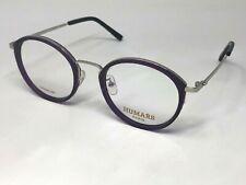 HUMARS MOD.2007 Eyeglasses Frame Titanium 52-21-142 Purple Crystal/Silver HF65