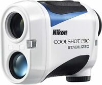 Nikon Coolshot Pro Stabilized Laser Rangefinder for Golf