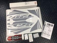 Neues AngebotSuzuki GSXR125 Original Suzuki Grafik Kit GSX-R125 Gsx-R 125 UVP