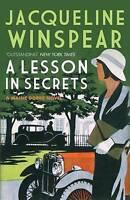 Lesson in Secrets, A (Maisie Dobbs) (Maisie Dobbs Mysteries), Jacqueline Winspea