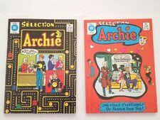 sélection archie # 231, 235 éditions héritage