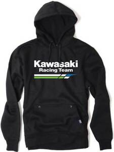 Factory Effex Kawasaki Racing Pullover Hoody  - Mens Sweatshirt