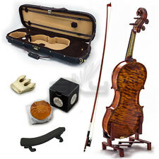 High Quality SKYVN661 Full Size Hand Carved Professional Artist Violin