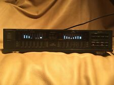 Technics SH-8058 Stereo Graphic Equlizer With Spectrum Analyzer