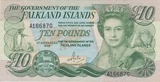 More details for p14a falkland islands 1986 a166870 £10 note in extremely fine condition
