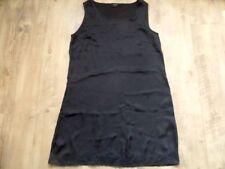 KOCCA leichtes Kleid mit Spitze nachtblau Gr. S w. NEU BI817