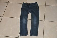 GIRLS NEXT SKINNY BLUE JEANS JEGGINGS SIZE 6 YEARS