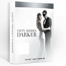 Fifty Shades Darker Limited Deluxe Edition (Blu-ray+DVD+Digital HD) with Gift Se