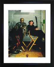 Freddy Vs Jason Framed Photo CP0659