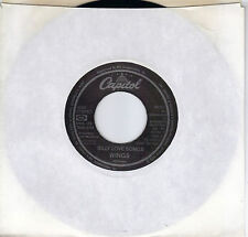 PAUL McCARTNEY  Silly Love Songs / Cook Of The House 45  THE BEATLES
