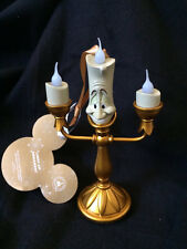 Disney Parks Light Up Ornament Beauty & the Beast' Lumiere New