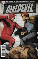 Daredevil Comic Issue 608 Modern Age First Print Soule Noto Cowles 2018 Marvel